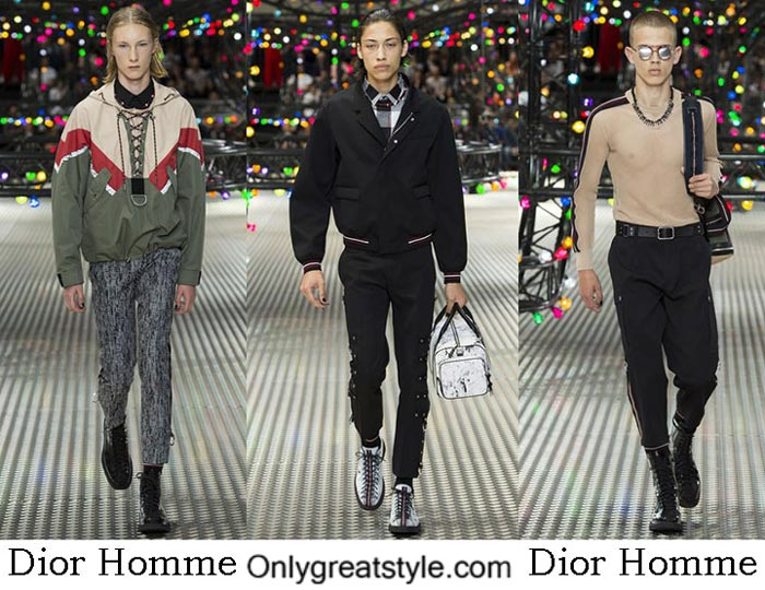 Dior Homme Spring Summer 2017 Clothing Lifestyle For Men