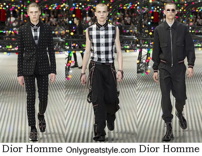 Dior Homme Spring Summer 2017 Fashion Show For Men