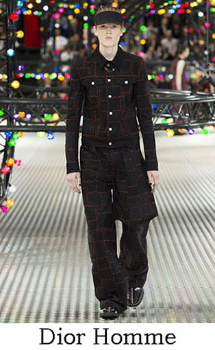 Dior Homme Spring Summer 2017 Lifestyle For Men Look 17