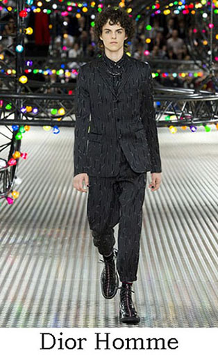 Dior Homme Spring Summer 2017 Lifestyle For Men Look 2