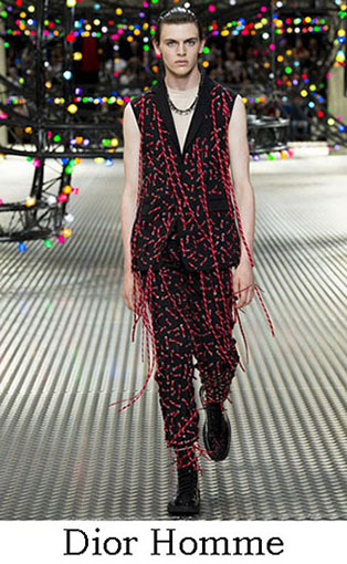 Dior Homme Spring Summer 2017 Lifestyle For Men Look 22