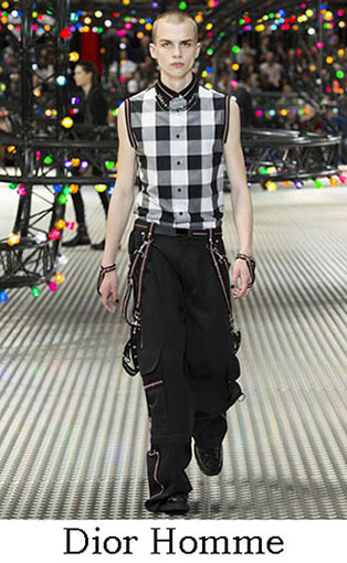 Dior Homme Spring Summer 2017 Lifestyle For Men Look 3