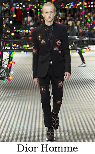 Dior Homme Spring Summer 2017 Lifestyle For Men Look 45