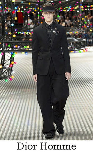 Dior Homme Spring Summer 2017 Lifestyle For Men Look 46