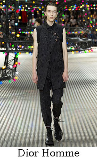 Dior Homme Spring Summer 2017 Lifestyle For Men Look 48