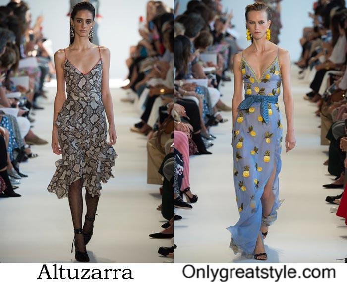 Dresses Altuzarra Spring Summer 2017