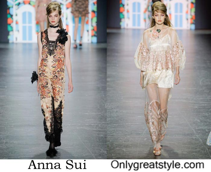 Dresses Anna Sui Spring Summer 2017