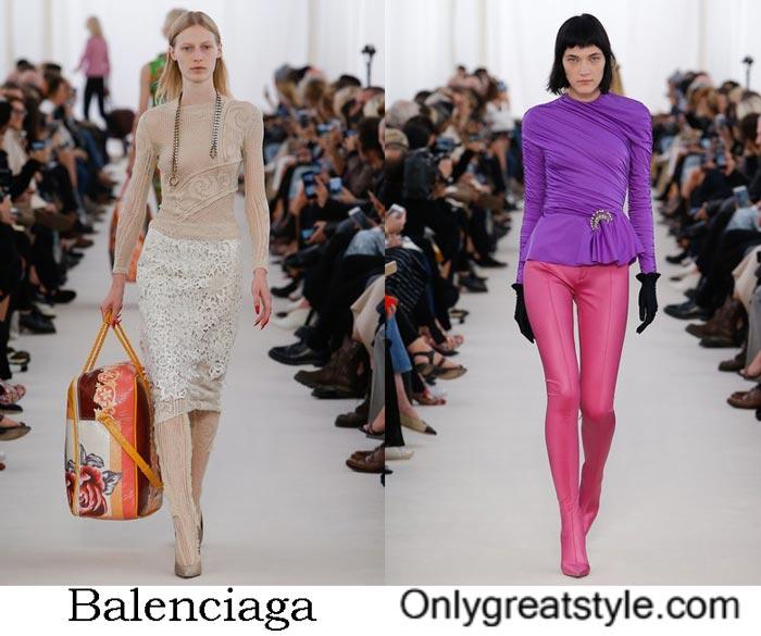 Dresses Balenciaga Spring Summer 2017