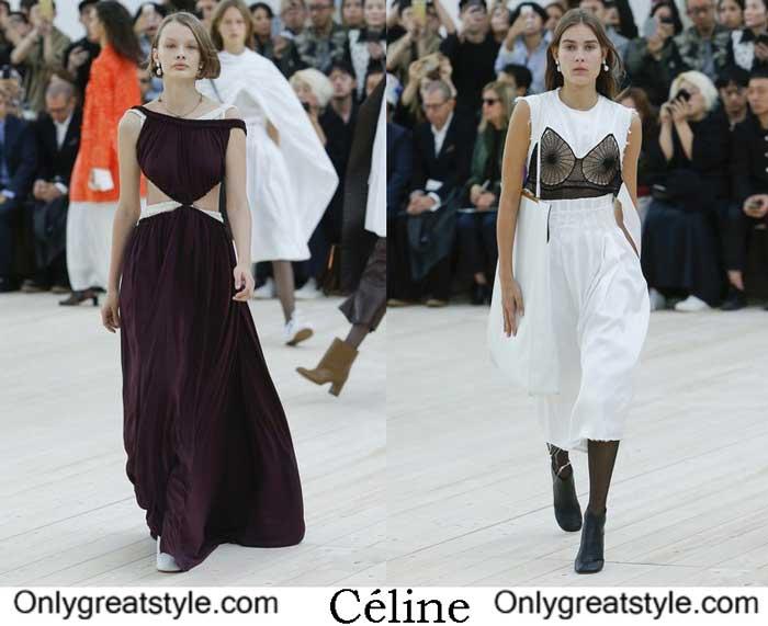 Dresses Céline Spring Summer 2017