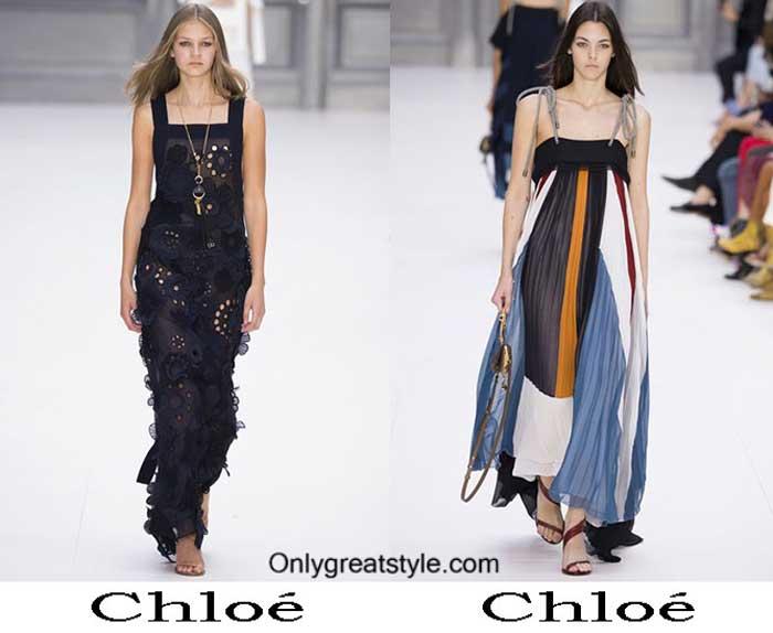 Dresses Chloé Spring Summer 2017