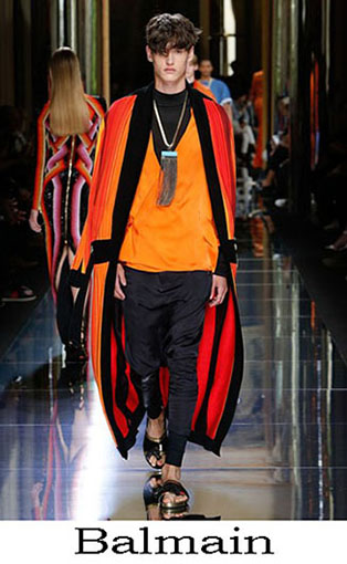 Fashion News Balmain Spring Summer 2017