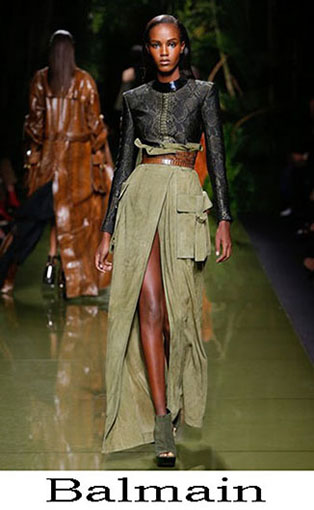 Fashion News Balmain Spring Summer 2017