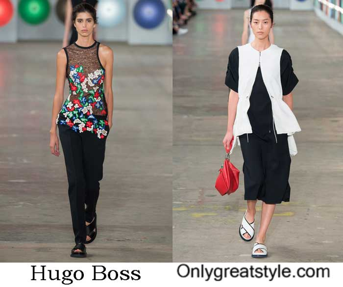Hugo Boss Collection Spring Summer 2017