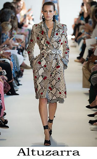 Latest Trends Altuzarra Spring Summer 2017
