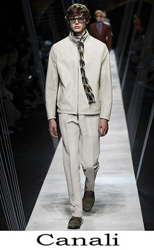 Latest Trends Canali Spring Summer 2017