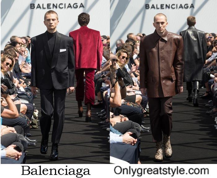 Lifestyle Balenciaga Spring Summer 2017