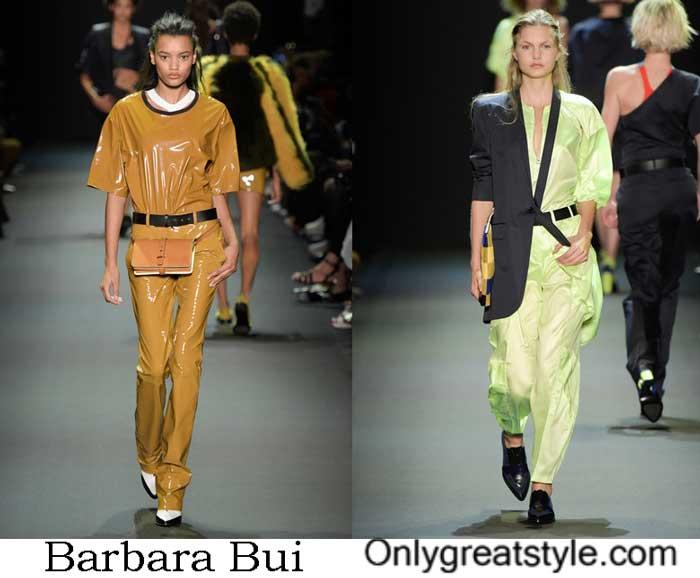 Lifestyle Barbara Bui Spring Summer 2017