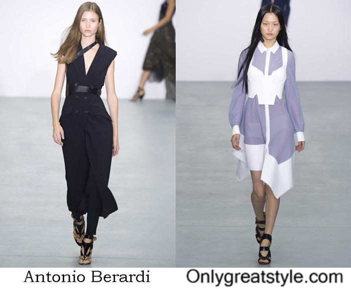 Style Antonio Berardi Spring Summer 2017