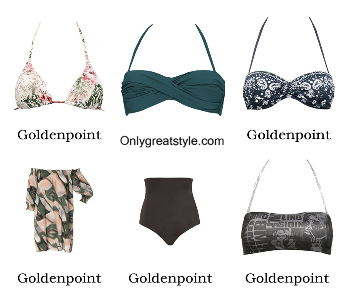 Beachwear Goldenpoint Summer 2017