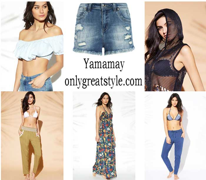 Beachwear Yamamay Summer 2017
