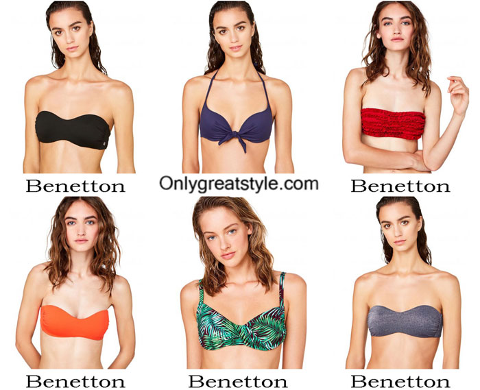 Bikini Benetton Collection Summer 2017