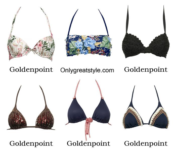 Bikini Goldenpoint Collection Summer 2017