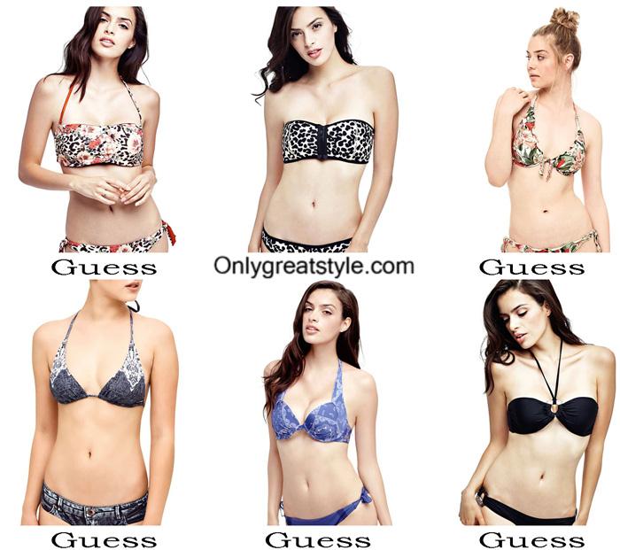 Bikini Guess Collection Summer 2017