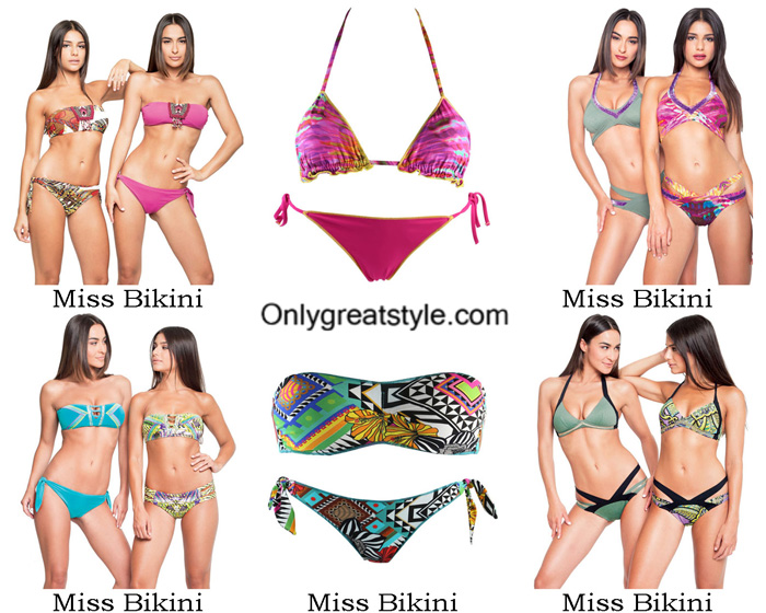 Bikini Miss Bikini Collection Summer 2017