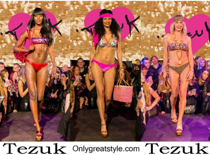 Bikini Tezuk Collection Summer 2017