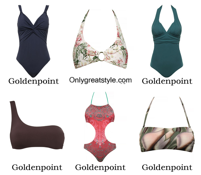 Swimsuits Goldenpoint Summer 2017