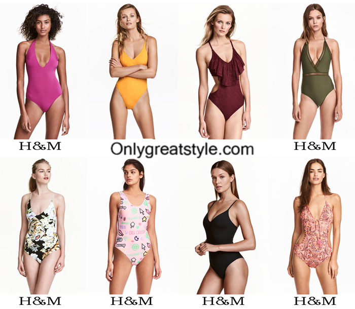 Swimsuits HM Summer 2017