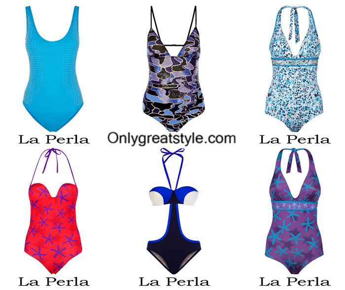 Swimsuits La Perla Summer 2017
