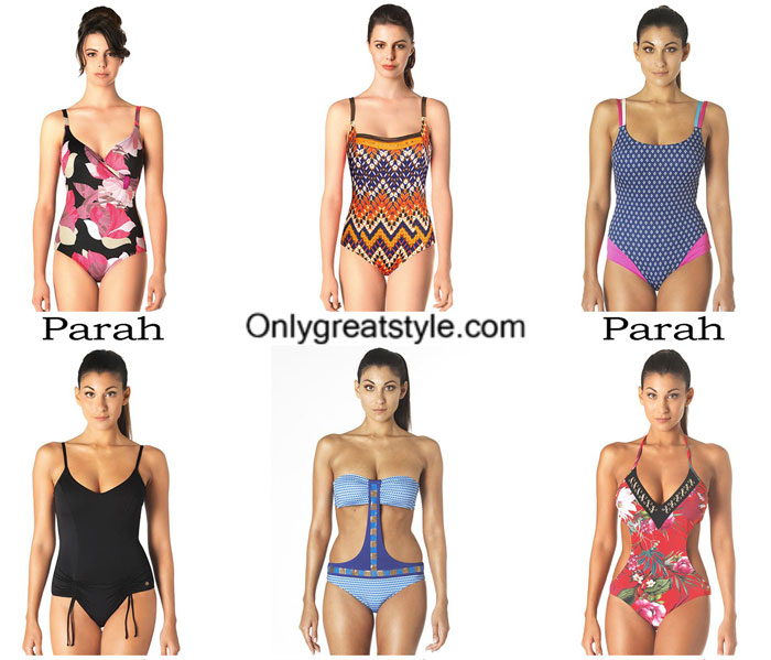Swimsuits Parah Summer 2017