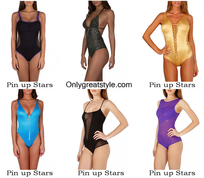 Swimsuits Pin Up Stars Summer 2017