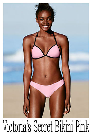 Swimwear Victoria's Secret Summer Bikini Pink Look 3