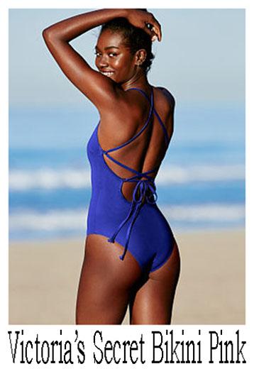 Swimwear Victoria's Secret Summer Bikini Pink Look 5