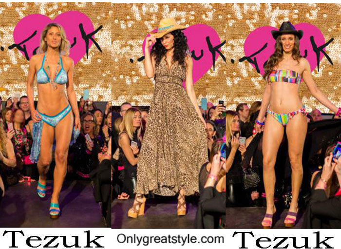 Tezuk Summer 2017 Fashion Show Women's