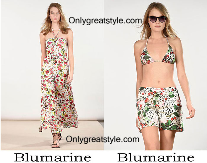 Beachwear Blumarine Summer 2017