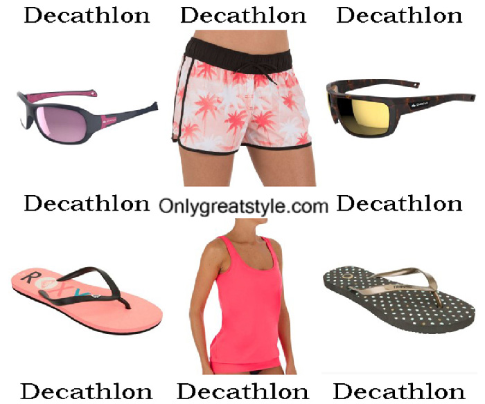 fb7dcdf056 Bikinis Decathlon summer 2017 catalog swimwear