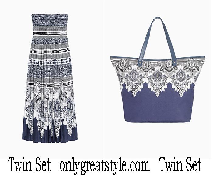 Beachwear Twin Set Summer 2017