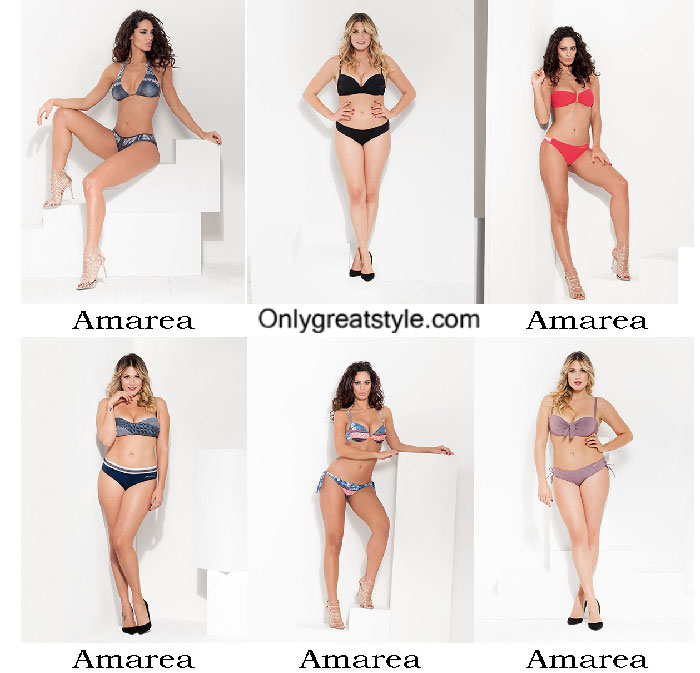 Bikini Curvy Amarea Collection Summer 2017