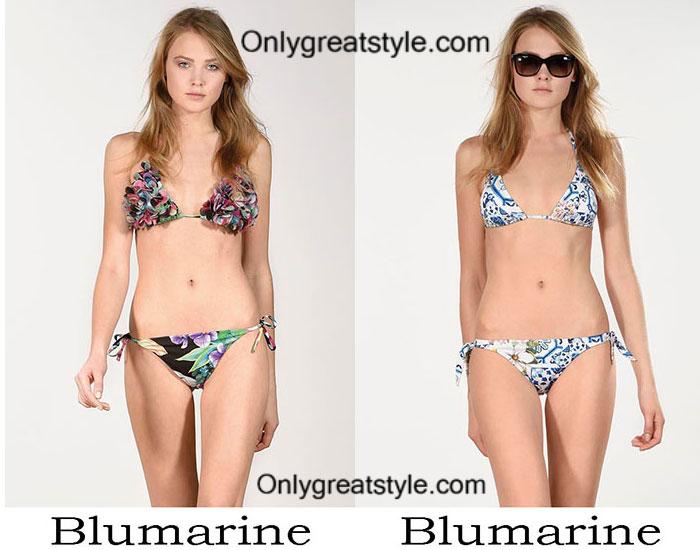 Bikinis Blumarine Summer 2017