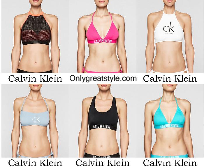 Bikinis Calvin Klein Summer 2017