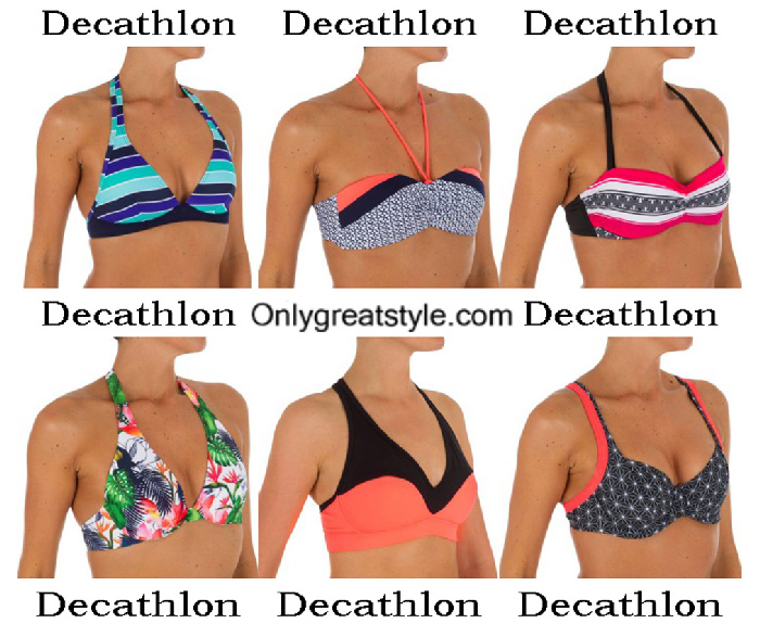 Bikinis Decathlon Summer 2017