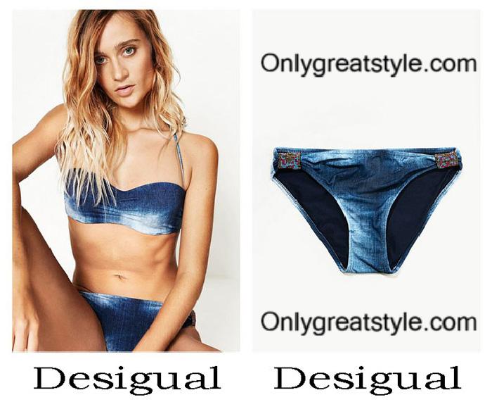 Bikinis Desigual Summer 2017