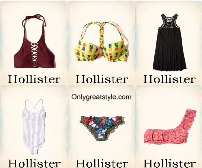 a099cb76b0 Bikinis Hollister summer 2017 catalog swimwear
