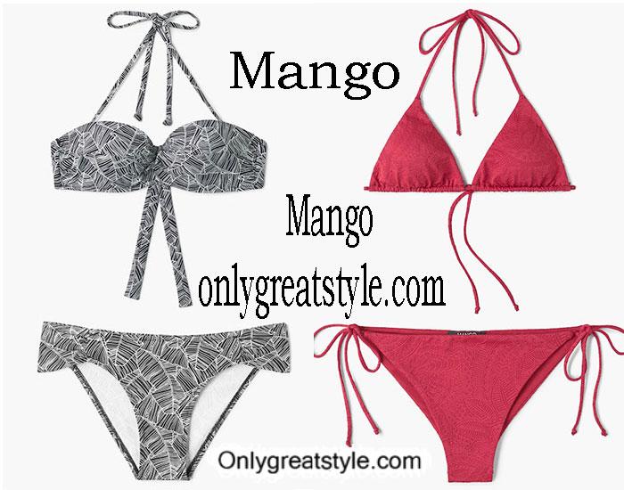 Bikinis Mango Summer 2017
