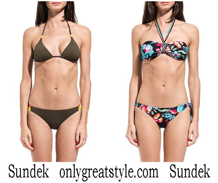 Bikinis Sundek Summer 2017