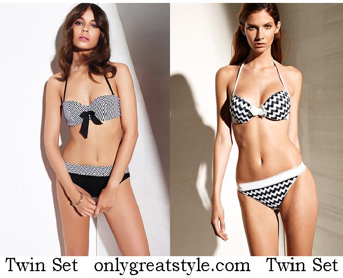 online retailer c52a5 d6e72 Bikinis Twin Set summer 2017 lookbook swimwear