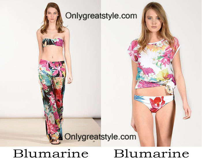 Catalog Blumarine Summer 2017